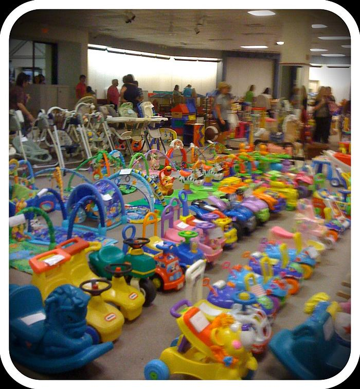 Children's Treasure Sale